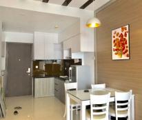Cho thuê gấp căn hộ Nội thất đẹp mới 100% 2pn Golden Mansion view hồ bơi nội khu Giá 18tr/th (bao phí)
