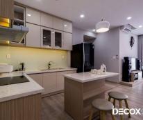 Cho THUÊ chung cư Orchard Parkview 83m2 3 phòng ngủ HTCB hướng Đông Bắc view công viên chỉ 20tr/th