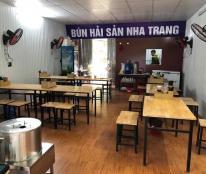 Cần sang nhượng cửa hàng Bún Hải Sản Nha Trang ở khu Y Na
