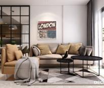 Cần cho thuê căn hộ cao cấp 2 phòng ngủ 75m2 nội thất cơ bản thuộc Golden Mansion