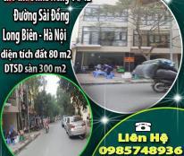 Cho thuê nhà riêng 14/42 đường Sài Đồng, Long Biên