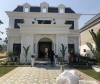 Bán biệt thự dự án Eco Valley Resort huyện Lương Sơn, Hoà Bình - cách ngã tư Xuân Mai 4km