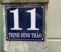 Chính chủ cần cho thuê NHÀ TRỆT QUẬN CẨM LỆ 11, Đường Trịnh Đình Thảo, Phường Khuê Trung, Quận Cẩm Lệ, Đà Nẵng