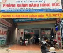 Chính chủ cần cho thuê 2 nhà mặt đường Đại Lộ Lê Lợi, phường Phú Sơn, tp Thanh Hóa.