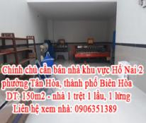 Chính chủ cần bán nhà khu vực Hố Nai 2, phường Tân Hòa, thành phố Biên Hòa, Đồng Nai
