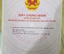 Chính chủ cần bán đất đầu ve 2 mặt tiền tại xã Quảng Thịnh – Quảng Xương –  Thanh Hóa.
