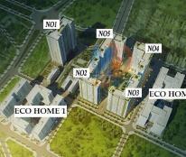 Chuyển quyền sử dụng 3 căn hộ, mỗi căn 2 phòng ngủ tại chung cư Ecohome 3