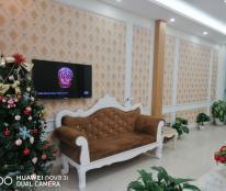 BÁN NHÁ SIÊU MẶT PHỐ Nguyễn Văn Huyên. Diện tích 55m2, nhà 7 tầng. Đang cho thuê 60tr/tháng