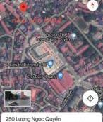 Chính chủ cần cho thuê nhà 3 tầng ở địa chỉ 250 Lương Ngọc Quyến - Tp Thái Nguyên.