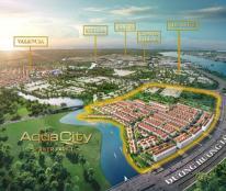 Chỉ 690 triệu (10%) sở hữu nhà phố biệt thự và trả góp trong 6 năm chỉ có ở Aqua City