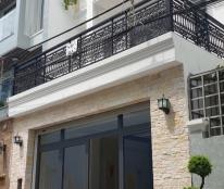Nhà đẹp đừơng Đào Tông Nguyên Khu dân cư nhà cao tầng đồng bộ giá 6,3 tỷ.