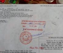 Chính chủ cần bán đất mặt tiền + dãy phòng trọ Tại: Phước Tấn, Tân Hòa, Phú Mỹ, Bà Rịa – Vũng Tàu