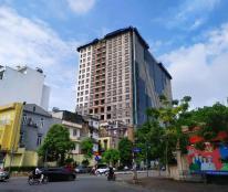 Bán nhà mặt phố Lê Trực, Trần Phú, Ba Đình: DT 92m2, MT 5.9m, vỉa hè rộng, KD tốt