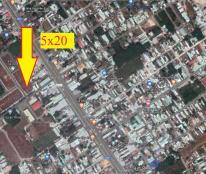 Tôi bán gấp lô đất đối diện trung tâm hành chính 100m2