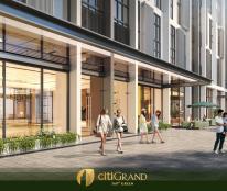 Một bước chân xuống ngàn tiện ích cùng căn hộ cao cấp Citi Grand Q2, giá hấp dẫn.