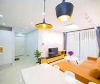 Cho thuê căn 2 ngủ có nội thất, tại Vinhomes D'Capitale giá 12 triệu/tháng