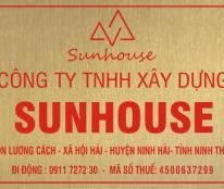 Công Ty TNHH Xây Dựng SunHouse