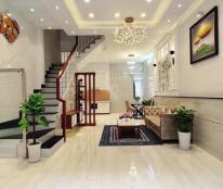 Nhà bán Lạc Long Quân Tân Bình 5 tầng HXH 52 m2 chỉ 6 tỷ 8.