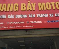 Sang nhượng toàn bộ cửa hàng sửa xe mặt phố số 87 Phùng Hưng, Hà Đông, Hà Nội