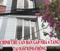 Chính Chủ Cần Bán Gấp Nhà 4 Tầng Tại Hà Trì, Hà Đông Liên Hệ: 0912845191