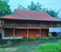 Chính chủ cần bán khung nhà sàn tại Yên Lạc, Vĩnh Phúc.