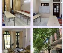 Cho thuê nhà, văn phòng, lớp học khu phân lô Huỳnh thúc kháng 55m2 x 4.5 tầng