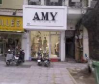 Chính chủ cho thuê tầng 1 nhà mặt đường phố Bà Triệu, Hoàn Kiếm, Hà Nội.