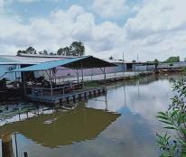 Bán xưởng 3290m2, có nhà xưởng 1000m2, ao nuôi cá. Thích hợp công ty gia đình, LH: 0962886652