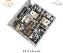 Cho thuê nhà nguyên căn tại Quy Nhơn, Căn hộ Altara Quy Nhơn