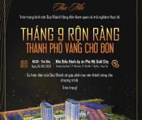 Phú Mỹ Gold City Khu Đô Thị Phụ Cận Sân Bay Long Thành
