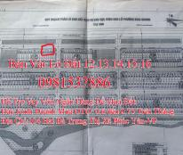 bán mấy lô đất 12.13.14.15 hướng TB DT 100M Giá 1 tỷ 5700