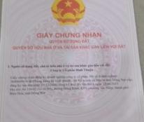 Chính chủ cần bán đất tại Long Thanh, Đồng Nai