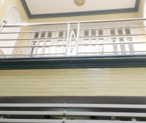 Cho thuê nhà trống vào ở ngay (3.6 x 9m) 1 lầu, 2PN, hẻm Hưng Phú P9 Q8