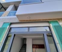 Bán nhà mới giá chỉ 1,28  tỷ- hẻm1206 /37/ Huỳnh Tấn Phát,P, Phú Thuận Quận 7