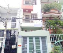 Nhà (3.5*17m) lửng+2lầu+ST 4PN mặt tiền Nguyễn Đức Ngữ P4 Q8