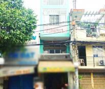 Nhà (3.2*12m) lửng, 3lầu mặt tiền Hưng Phú P8 Q8