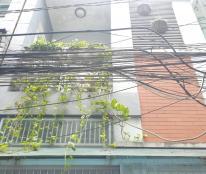 Nhà (3.85 x 12.2m/NH 3.96m) hẻm 3m nhánh 2 Dương Bá Trạc P1 Q8