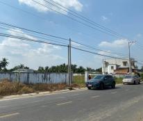 Cho thuê đất mặt tiền chính 16m Đỗ Trình Thoại, TP Tân An, Long An