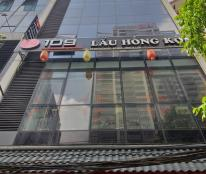 Bán tòa nhà mặt phố Lê Đức Thọ, DT 140m, 10 tầng, MT 8m. Đẹp đẳng cấp, lộng lẫy, hiên ngang giữa phố.