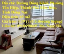 Chính Chủ Cần Bán Căn Hộ Vị Trí Đẹp Tại Thành Phố Biên Hòa, Tỉnh Đồng Nai