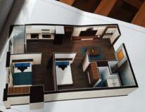 Mình Cho thuê căn hộ tầng 6 Chung cư Vicentra (bigC)