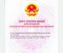 CHÍNH CHỦ CẦN BÁN ĐẤT TẠI Thôn Đoàn Tiến-Xã Đặng Cương-Huyện An Dương-TP Hải Phòng