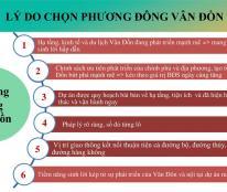 Dự án khu đô thị mới Phương Đông -Vân Đồn - Quảng Ninh