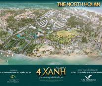 Khu đô thị 4 xanh đầu tiên tại Hội An: The North Hoi An Urban (KĐT Bắc Hội An)