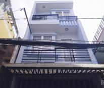 Cho thuê nhà hẻm xe hơi Dương Bá Trạc P1 Q8( gần cầu Nguyễn văn cừ Q1)