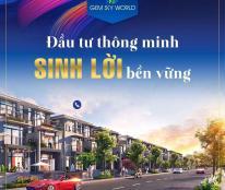 Gem Sky World - Shophouse - Đầu Tư An Toàn - Giá Trị Bền Vững