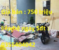 Chính chủ cần bán gấp nhà hẻm vị trí đẹp ở tỉnh Bắc Ninh