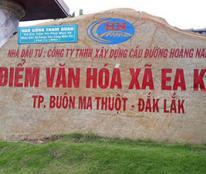 Bán Đất Mặt Tiền Đường QL Tại Xã EA KAO – TP Buôn Ma Thuột – Tỉnh Đắk Lắk