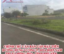 Chính chủ cần bán gấp mặt tiền đường Hùng Vương Phường Hòa Hiệp Nam, Thị Xã Đông Hòa, Tỉnh Phú Yên