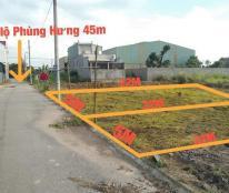Chính chủ cần bán đất An Viễn mặt tiền 45m sổ sẵn